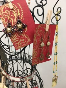 Vintage inspired jewelry by Jeannette Faber