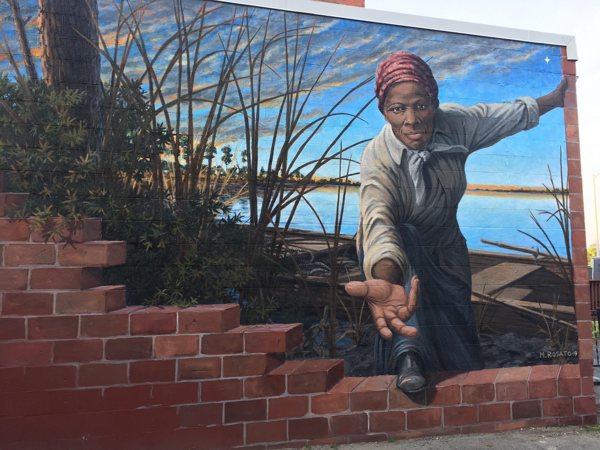 Harriette Tubman